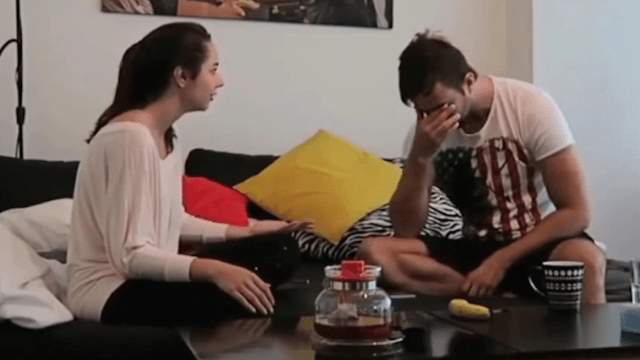 5 pregnancy pranks that will make you happy you're not getting laid.