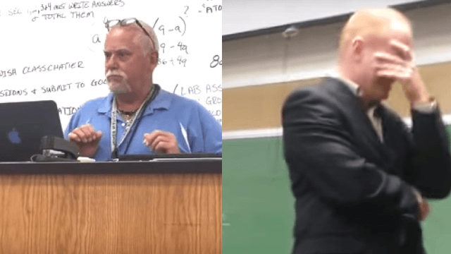 8 April Fools pranks on teachers so funny, they're worth detention.