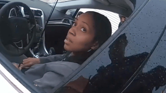 Cops go viral for attempting to tell a black state attorney why they just pulled her over.