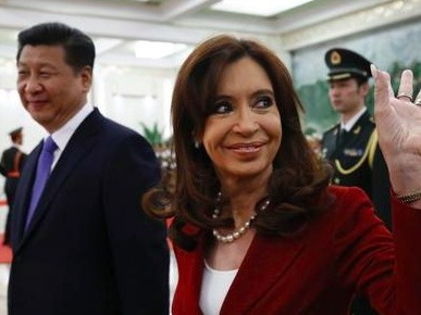 Argentina's president shows the world why presidents shouldn't have Twitter accounts.