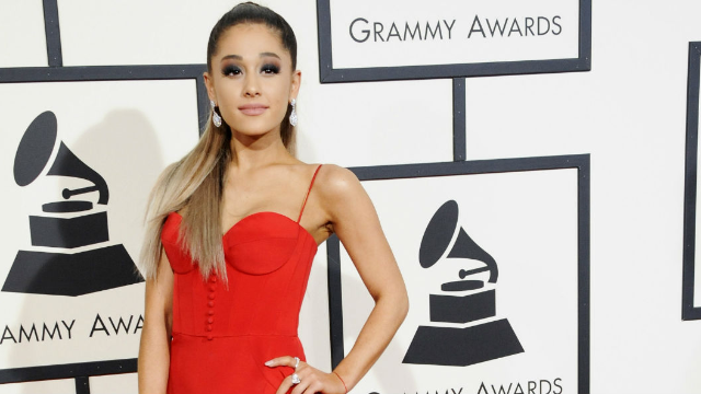 Ariana Grande left a gloriously dirty Harry Potter-inspired comment on Pete Davidson's Instagram.