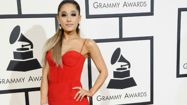 Ariana Grande Reveals Bee Tattoo In Tribute To Manchester Arena Attack