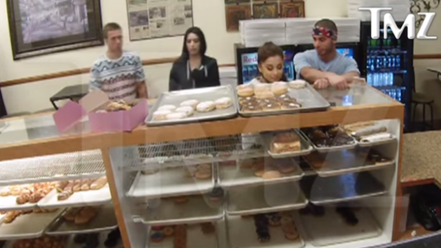 Ariana Grande speaks out on donut-licking incident, blames fat kids.