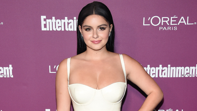 Ariel Winter says switching antidepressants let to her weight loss
