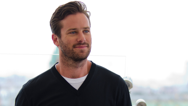 Armie Hammer got called out for jokingly posting a video of his son sucking his toes with the hashtag 'foot fetish.'