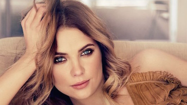 Ashley Benson of 'Pretty Little Liars' was turned down for a role because she was 'too fat.'