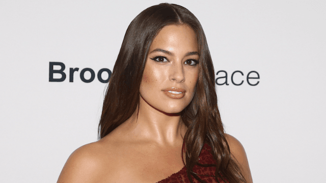 Model Ashley Graham shuts down body-shamers who criticized her workout videos.