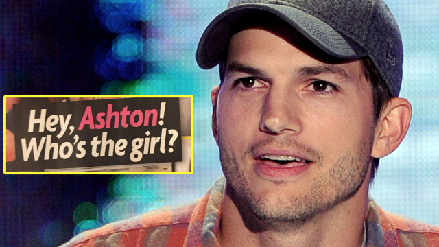 Ashton Kutcher humiliates magazine over 'proof' he cheated on Mila Kunis.