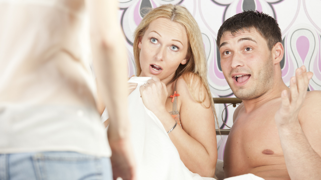 People share why they cheated on their significant others. Don't trust anyone.
