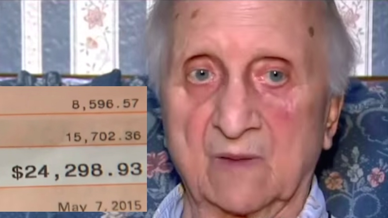 AT&T sent a $24,000 bill to a great-grandfather on Social Security and wouldn't back down.