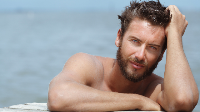 16 attractive men describe how their appearance makes their lives easier.