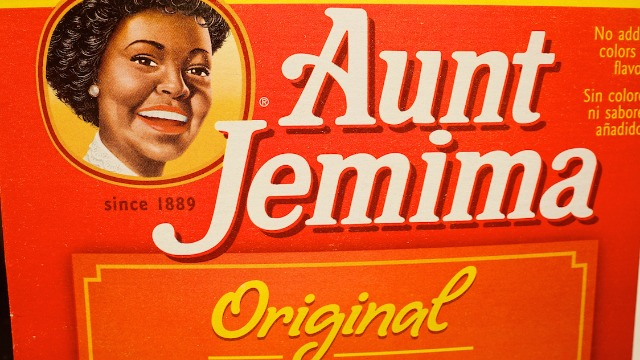 Trump rally speaker gets roasted for claiming syrup logo Aunt Jemima represents the 'American Dream.'