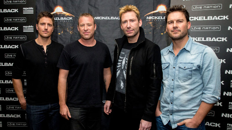Australian police take time out of stopping crime to issue amusing warnings about Nickleback's tour.