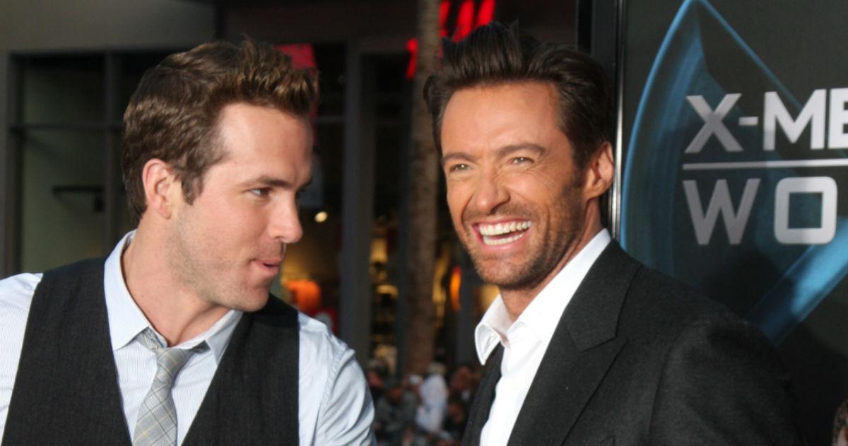 The 'Avengers' directors hilariously trolled Ryan Reynolds. Then Hugh Jackman got involved.