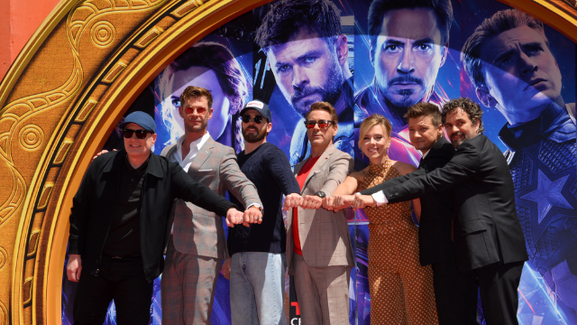 27 behind-the-scenes Instagrams from the Avengers you'll love 3000.