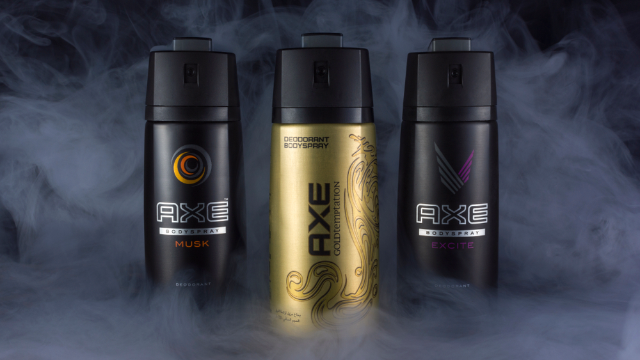 Axe Body Spray destroyed a homophobe, proving they're one of the good bros.