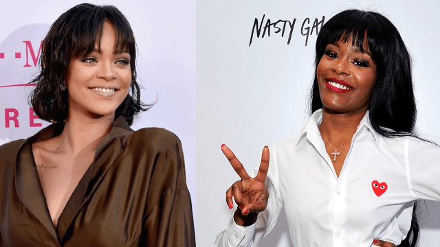 """Azealia Banks defends Trump and incites feud with Rihanna: """"shut up and sit down."""""""