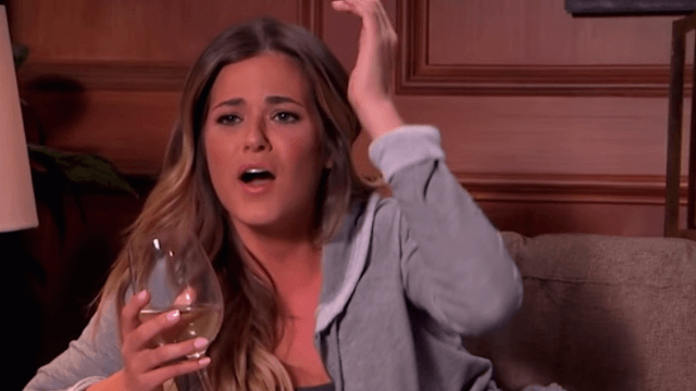 The Bachelorette watched 'The Bachelorette' and she was just as baffled by her choices.