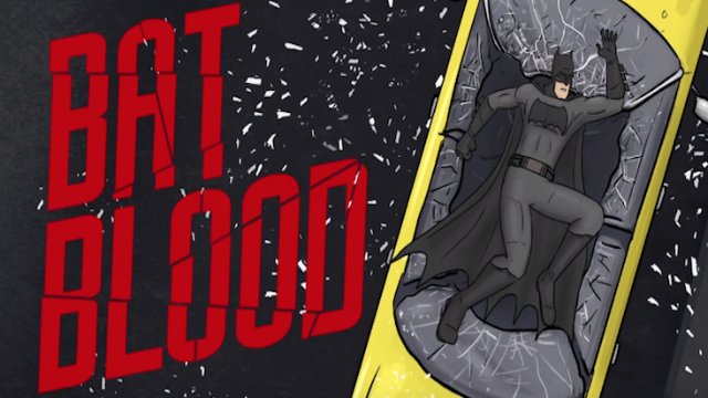 Now we got 'Bat Blood', a 'Batman v Superman' shot-for-shot Taylor Swift parody.