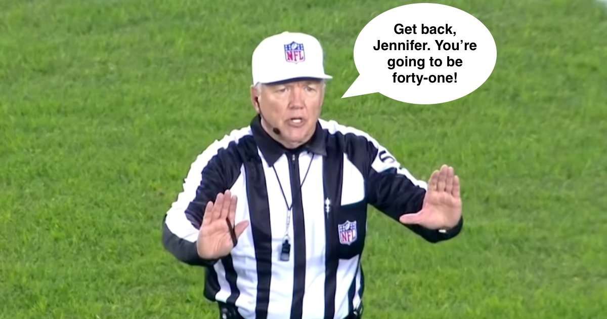 Loading - A bad lip reading of the nfl