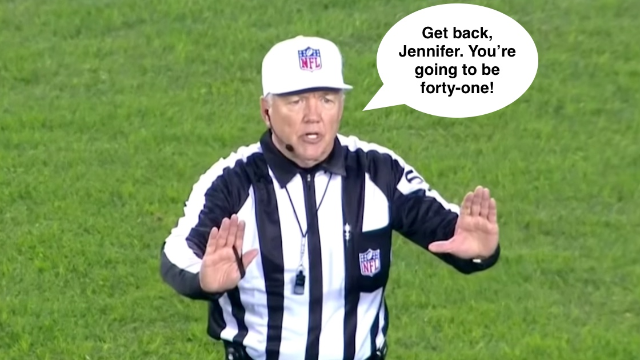 There's a second 'Bad Lip Reading' of the '15-'16 NFL season for you to laugh good at.
