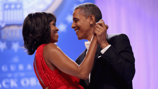 Barack Obama's surprise anniversary video for Michelle will make you melt.