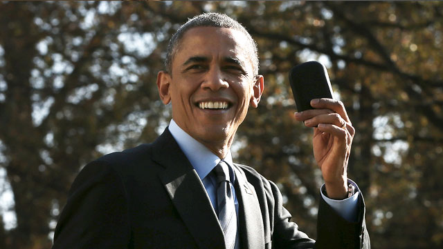 Barack Obama finally got a Twitter account. Here's the best of the Twitterverse welcoming him.