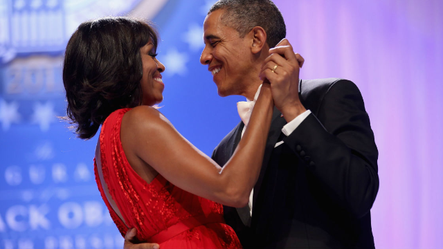 Barack Obama surprised Michelle for her birthday and the internet tears are flowing.