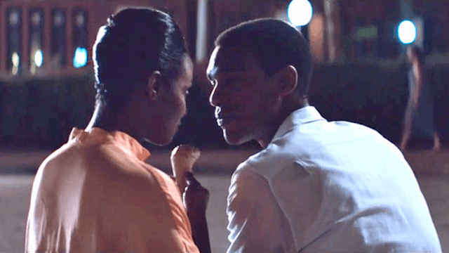Someone made an adorable-looking romantic comedy about the Obamas' first date.