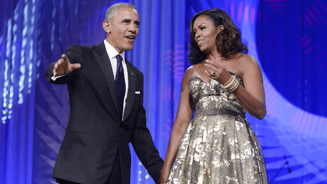Barack Obama celebrates 24th wedding anniversary with the sweetest tribute to Michelle.