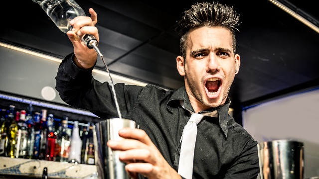 18 bartenders share the weirdest thing they've experienced behind the bar.