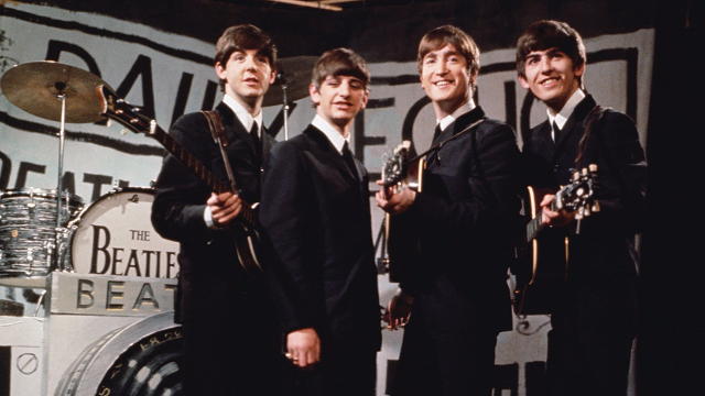 Here are the top 10 most popular Beatles songs from their first 48 hours on Spotify.