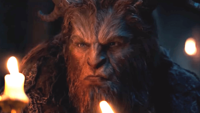 'Beauty and the Beast' fans are outraged that the Beast is less hot as a human.