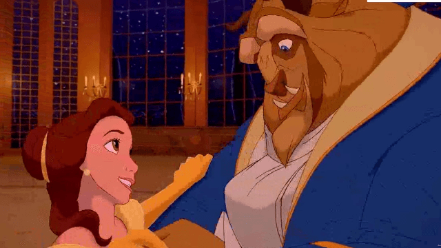 Would you eat at this 'Beauty and the Beast' themed pop-up cafe?