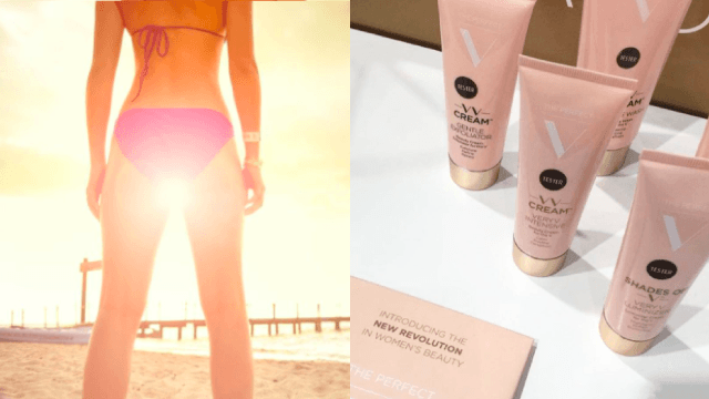 Beauty companies apparently now think women should highlight their vaginas.