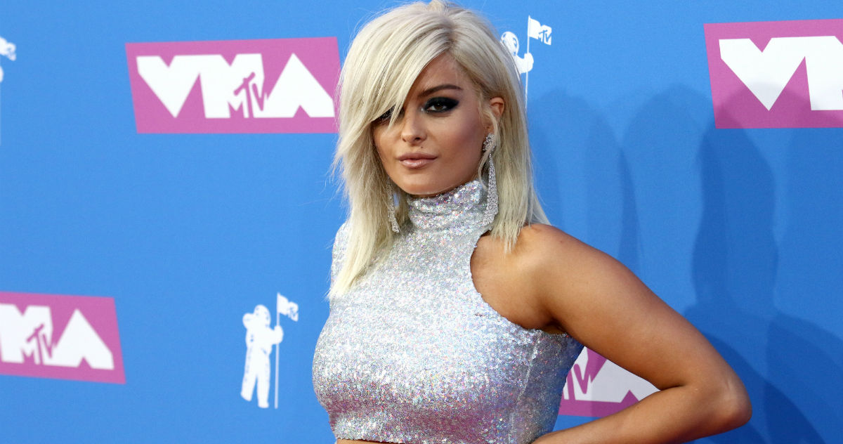 Bebe Rexha scolds audience at 2019 Grammy event