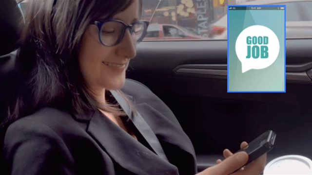 The fake app 'Beeps' is hilarious, but you'll also realize you kinda wish it was real.