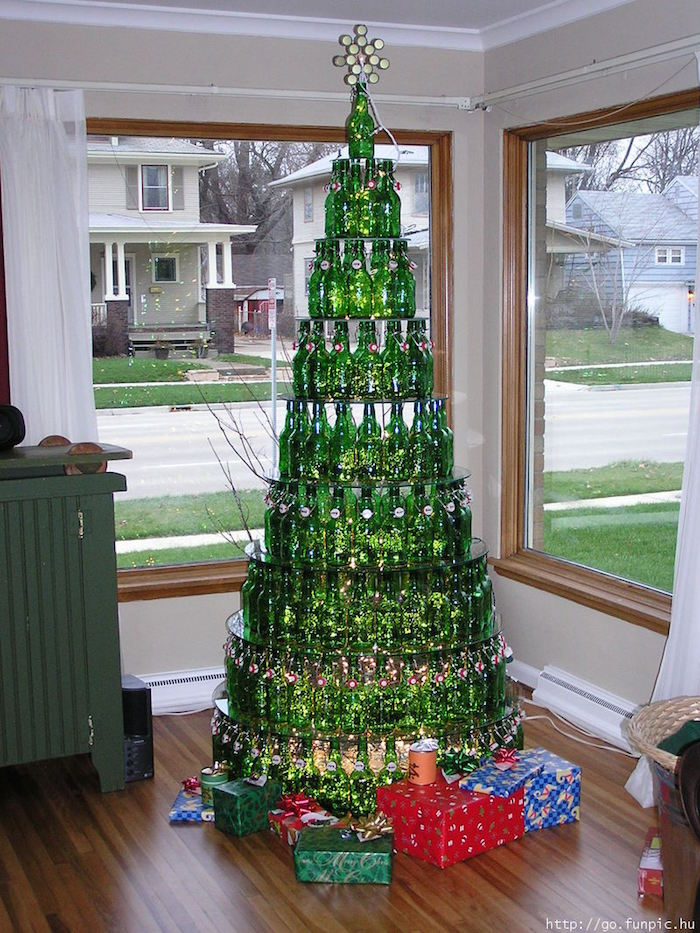 And in those gifts? More beer!