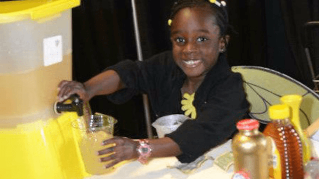 11-year-old girl makes 11 million dollars selling her BeeSweet lemonade to Whole Foods.