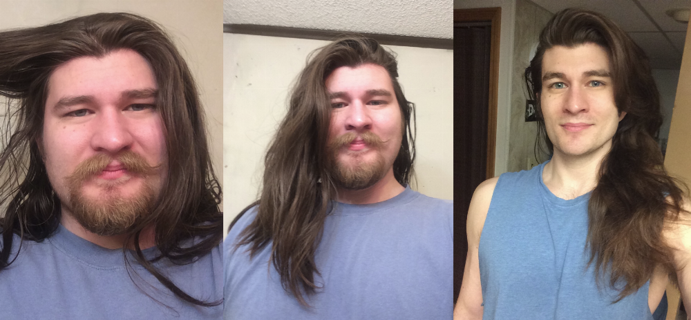 This man's weight loss made him look like a Disney prince. The internet is obsessed.