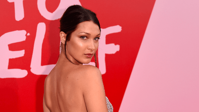 Bella Hadid chopped all her hair off and damn, it looks good.