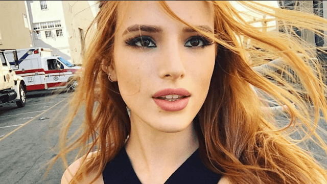 Bella Thorne kisses her brother's ex on Snapchat, comes out as bi on Twitter, is awesome.