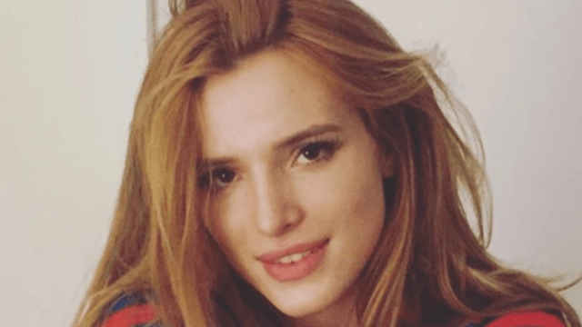 Bella Thorne changed her hair color for summer and looks totally different.