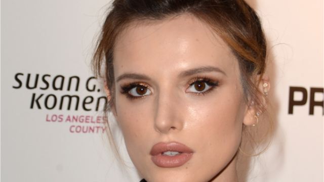 Bella Thorne Instagram: Actress Shows Off Pink Hair for Summer