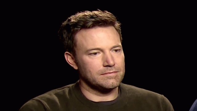 'Sad Affleck' reacting to bad reviews is probably much better than 'Batman v Superman.'