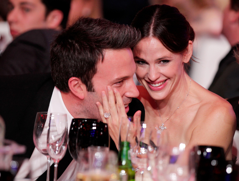 Ben Affleck and Jennifer Garner's divorce might not happen. But don't get too excited.