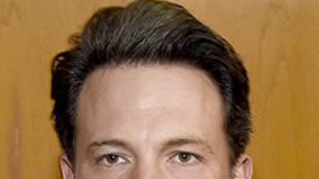 The Democratic debate was last night. What are your views on Ben Affleck shaving his beard?