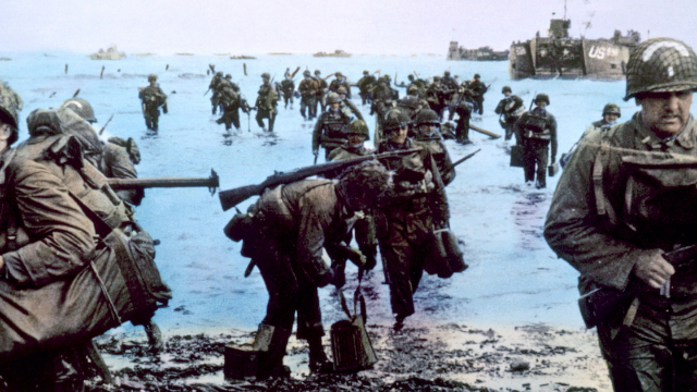 Ben Shapiro's horrible tweet about D-Day got him dragged by allied forces.
