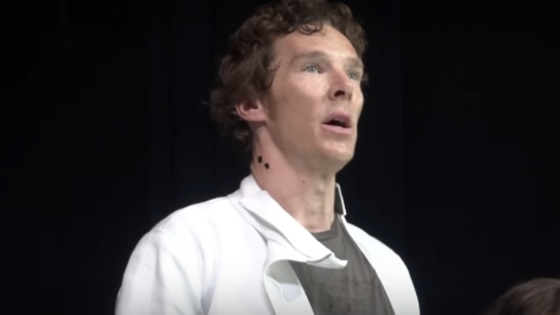 Benedict Cumberbatch advocates for refugees in a speech worthy of Shakespeare.