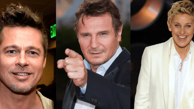 The 7 best pranks by celebrities, because apparently Liam Neeson has a sense of humor.